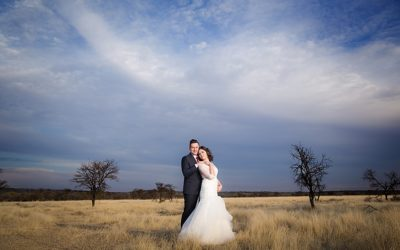 Landscape wedding