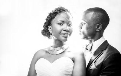 Brian Dzingai Zimbabwe couple