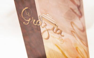 La Grazia coffee shop menu