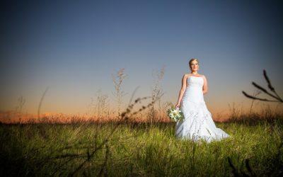 Bride landscape