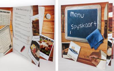 Grey Together coffee shop menu 2011