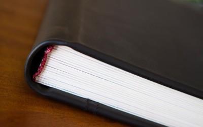 Storybook spine