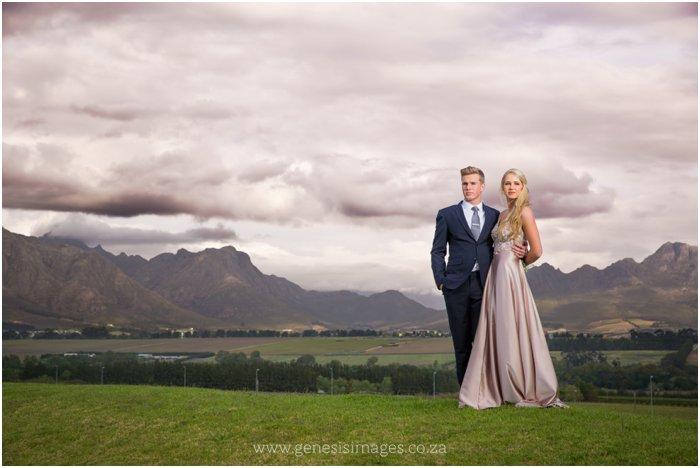 Matriekafskeid Stellenbosch