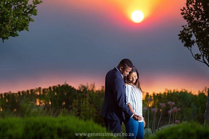 Engagement at Cavalli